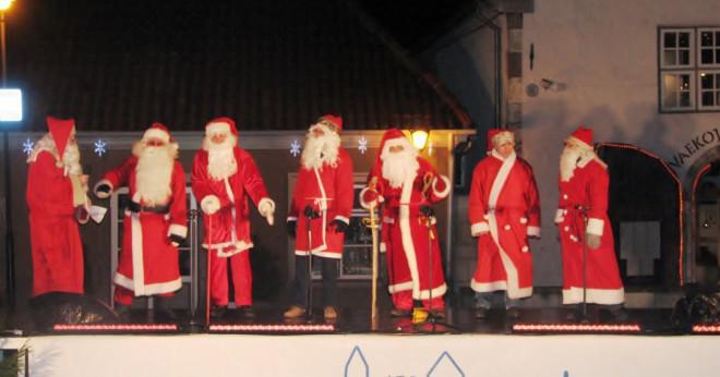 Norge firar annandag jul?