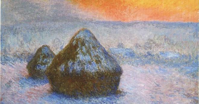 Varför gillar folk Claude Monets verk?