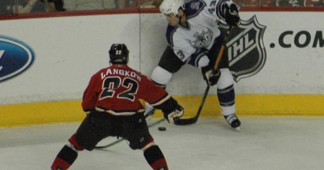 Hur delas övertid poäng i professionell hockey?
