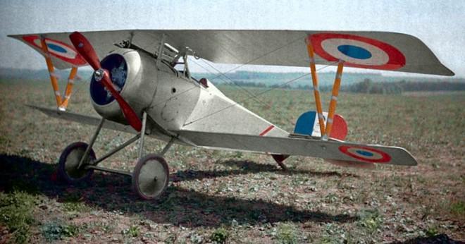 Vem var den berömda tyska piloten under världskriget 1?