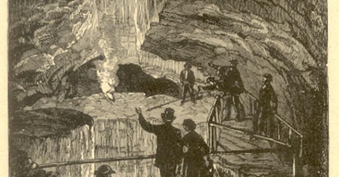 Vad är längsta grottsystem i USA?