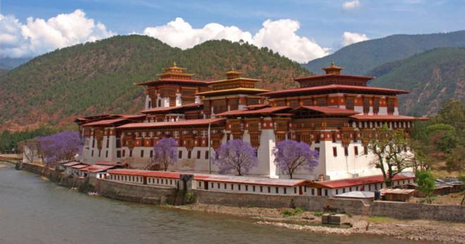 Vem är Bhutans kung?
