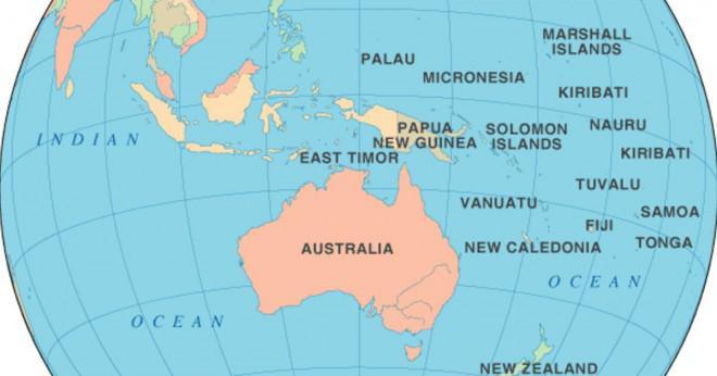 Vad är den högsta byggnaden i Oceanien?