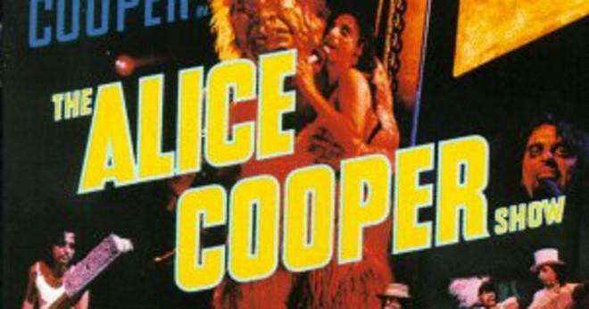 Vad Alice cooper låten hade Vincent price?