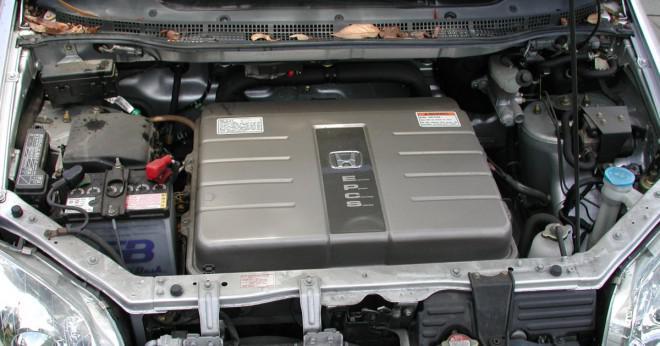Hur ändrar du batteriet på Honda nyckelbricka?