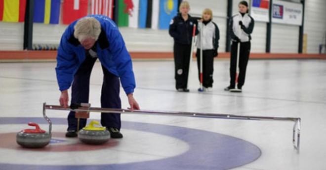 Vad betyder hammaren i curling?