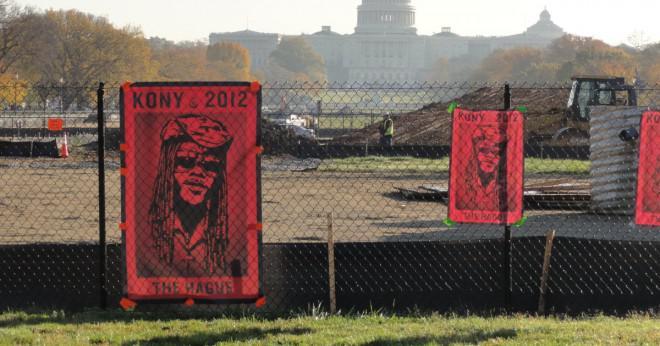 Hur Joseph Kony vinna makt?