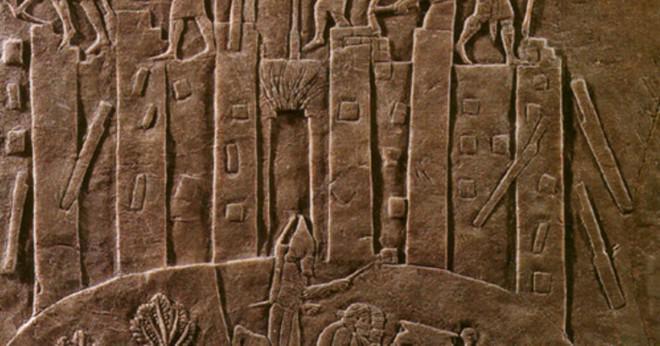 När började det assyriska riket?