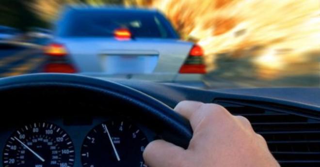Kan du väva genom trafiken på en motorcykel i Texas?