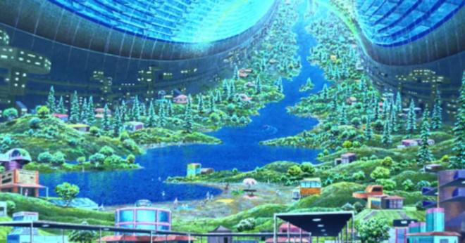 Vad betyder terra-gården Mars betyder?
