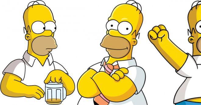 Vem är mer berömda Sonic Hedgehog eller Homer Simpson?