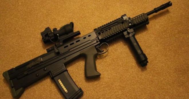 Vad gör BAXS systemet på en air-soft pistol?