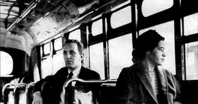 Varför är Rosa parks viktigt att amerikansk historia?